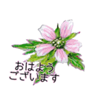 野に咲く花のスタンプ♫(個別スタンプ:01)