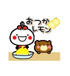 ▶動く!あんこ9☆毎日使えるダジャレ。(個別スタンプ:19)