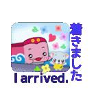 今、ここです!(新開地~西宮北口~梅田)(個別スタンプ:39)
