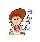あかぼーママと犬っころ(ユーモア編)(個別スタンプ:01)