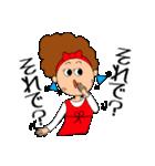 あかぼーママと犬っころ(ユーモア編)(個別スタンプ:02)