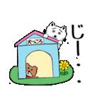 あかぼーママと犬っころ(ユーモア編)(個別スタンプ:10)