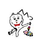 あかぼーママと犬っころ(ユーモア編)(個別スタンプ:19)
