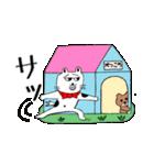 あかぼーママと犬っころ(ユーモア編)(個別スタンプ:20)
