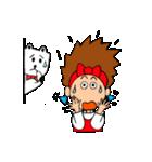 あかぼーママと犬っころ(ユーモア編)(個別スタンプ:27)