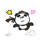 二胡パンダ(日本語版)2(個別スタンプ:1)