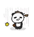 二胡パンダ(日本語版)2(個別スタンプ:2)