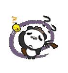 二胡パンダ(日本語版)2(個別スタンプ:6)