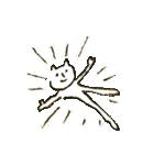 鼻筋の通ったネコ(個別スタンプ:14)