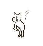 鼻筋の通ったネコ(個別スタンプ:37)