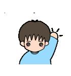 こーたろースタンプ1【文字なし編】(個別スタンプ:01)