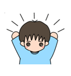 こーたろースタンプ1【文字なし編】(個別スタンプ:02)