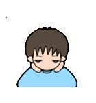 こーたろースタンプ1【文字なし編】(個別スタンプ:28)