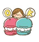 かわいい主婦の1日【大人かわいい編】(個別スタンプ:02)