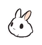 うしゃマロ(個別スタンプ:01)