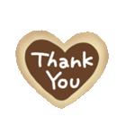 メッセージ入りクッキー(個別スタンプ:24)