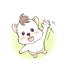 ROMY`s日常(個別スタンプ:01)