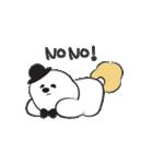 あどけない犬たちの楽しい日常, PUPPIN(個別スタンプ:08)