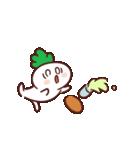 根菜ラディGO 4(個別スタンプ:05)