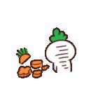 根菜ラディGO 4(個別スタンプ:30)