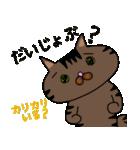 キョウさんちのネコたち(個別スタンプ:09)