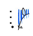 シンプル半面ぶた日常スタンプ(個別スタンプ:37)