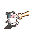 モーモー乳業 5(個別スタンプ:04)
