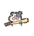 モーモー乳業 5(個別スタンプ:23)