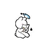 すこぶる動くちびウサギ【敬語】(個別スタンプ:21)
