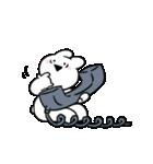 すこぶる動くちびウサギ【敬語】(個別スタンプ:23)