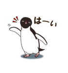 気さくなペンギン(個別スタンプ:08)