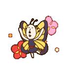 動く!くるりん子さんの春(個別スタンプ:5)