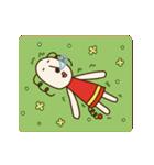 動く!くるりん子さんの春(個別スタンプ:8)