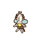 動く!くるりん子さんの春(個別スタンプ:19)