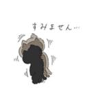 敬語にゃんころ(個別スタンプ:08)