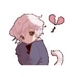 ほんわか猫耳少年2(個別スタンプ:29)