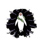 ふろしき文鳥 その三(個別スタンプ:09)