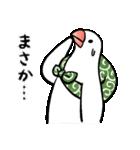 ふろしき文鳥 その三(個別スタンプ:13)