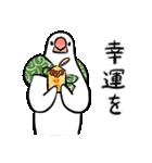ふろしき文鳥 その三(個別スタンプ:27)