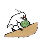 ふろしき文鳥 その三(個別スタンプ:30)