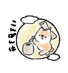 敬語をしゃべる犬(個別スタンプ:03)