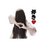 【貞子】貞子のお友達スタンプ(個別スタンプ:07)