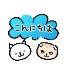 猫・ねこ・ネコのゆる敬語【毎日使える】(個別スタンプ:03)