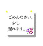 coosanのメッセージカード風スタンプ。(個別スタンプ:31)