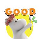 TVアニメ「ムーミン谷のなかまたち」(個別スタンプ:17)