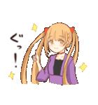 魔法使いの姉妹ちゃん(個別スタンプ:05)
