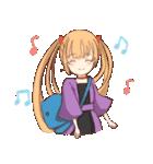 魔法使いの姉妹ちゃん(個別スタンプ:11)