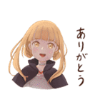 魔法使いの姉妹ちゃん(個別スタンプ:20)