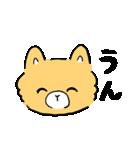 てんちゃんのまいにちスタンプ(個別スタンプ:05)