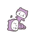 うちの子(紫の子)(個別スタンプ:12)